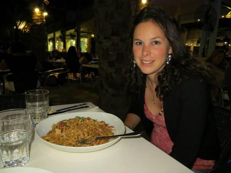 Abigail Nurser - Expat in Israel