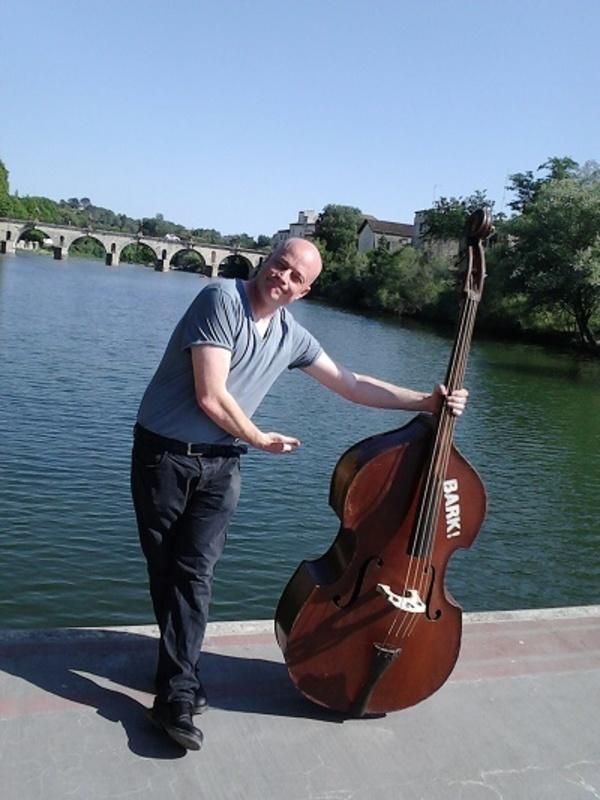 Jason Barnard - Expat in France
