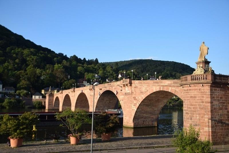 Sarah Fancy Fürstenberger - Expat in Heidelberg, Germany
