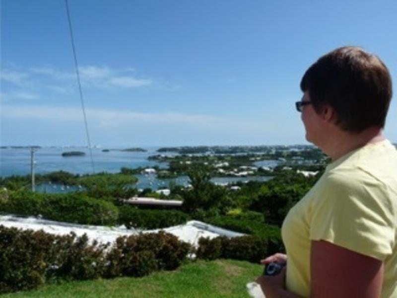 Katie Law - Expat in Bermuda