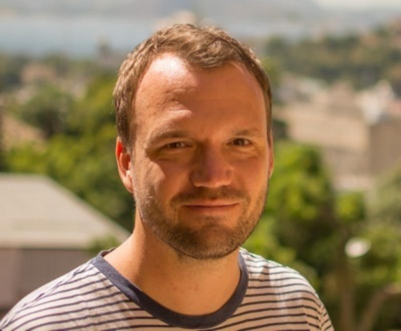 Tom Le Mesurier - Expat in Rio de Janeiro, Brazil