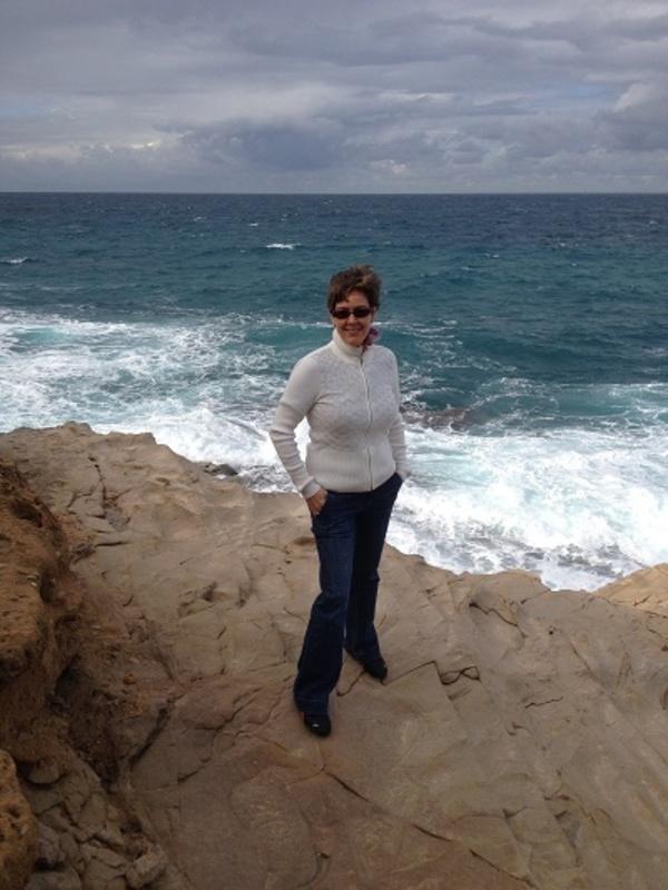 Rachael Williams-Mejri - Expat in Tunis, Tunisia