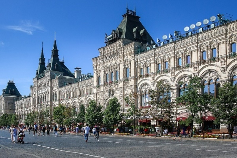 Alice Lucas - Expat in Moscow, Russia