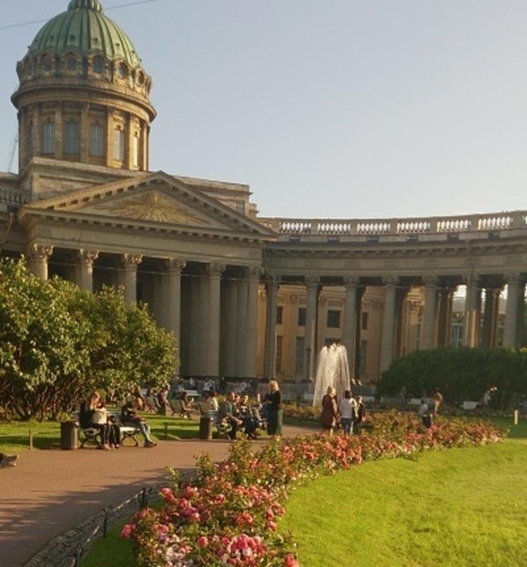 Michał Grelewski - Expat in Saint Petersburg, Russia