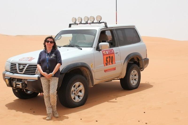 Marina Bruce - Expat in UAE
