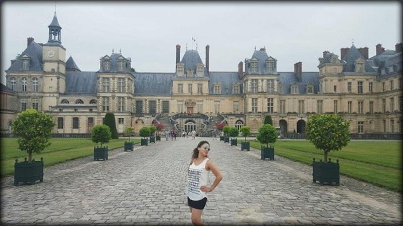 Paulie Cogordan - Expat in Paris, France