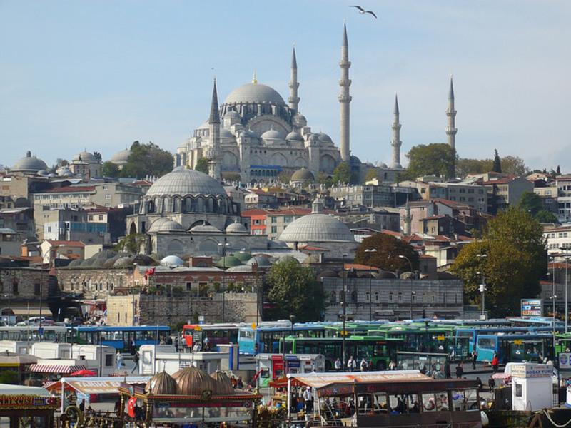 Alan Scott - Expat in Turkey