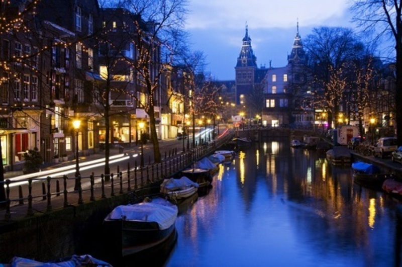 Ashley Howe - Expat in Amsterdam, The Netherlands