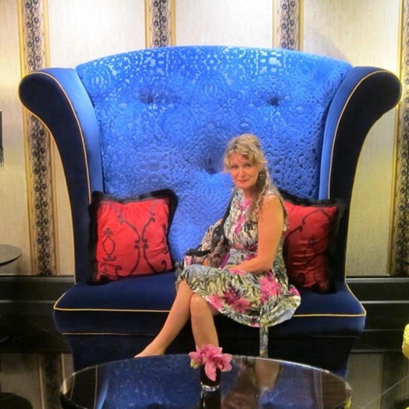 Anja van der Vorst - Expat in Singapore