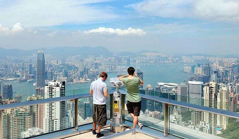 Andrew Robertson - Expat in Hong Kong