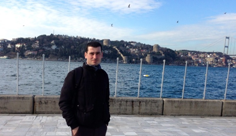 Kenan Ilgör - Expat in Istanbul, Turkey