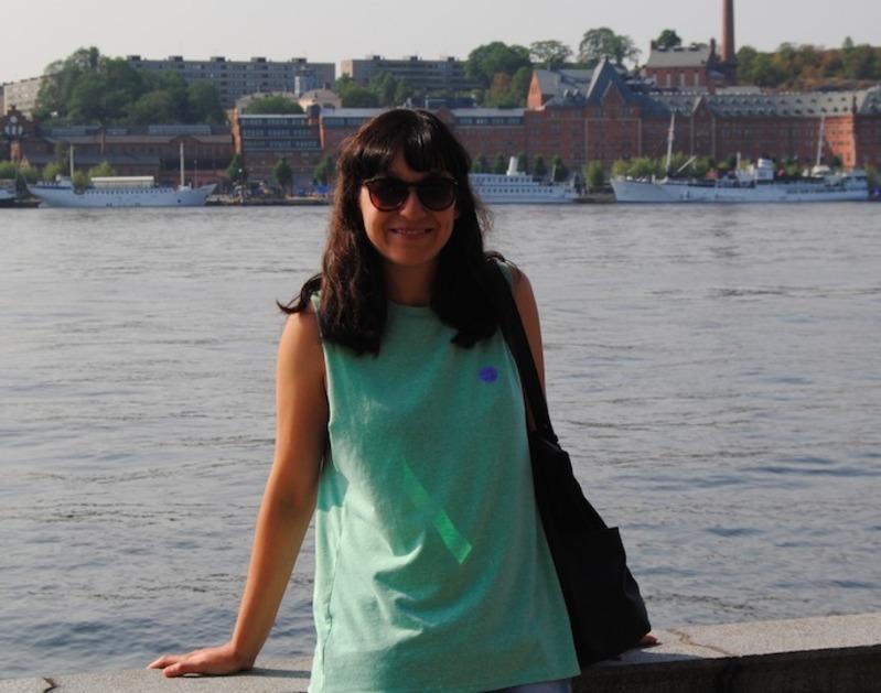 Maria Gonzalez Hoyas - Expat in Copenhagen, Denmark
