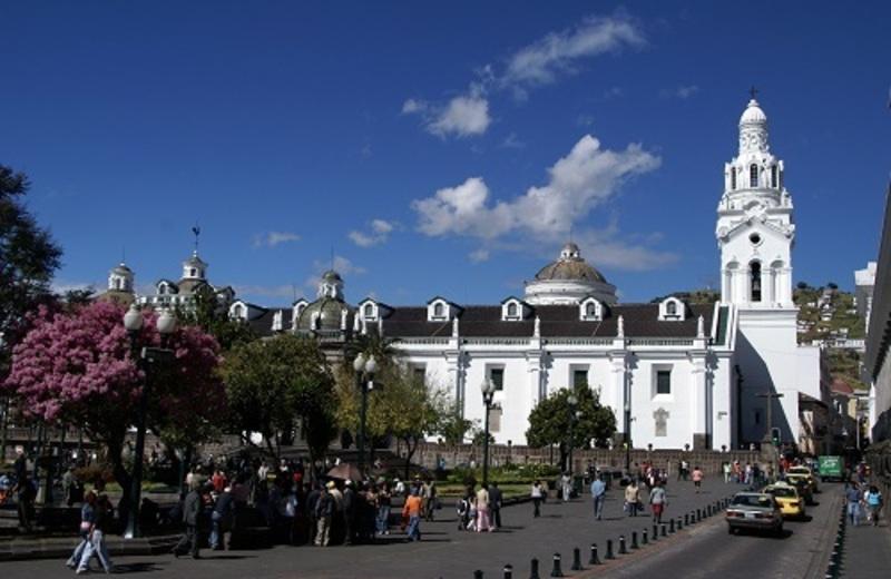 Angela Drake - Expat in Quito, Ecuador