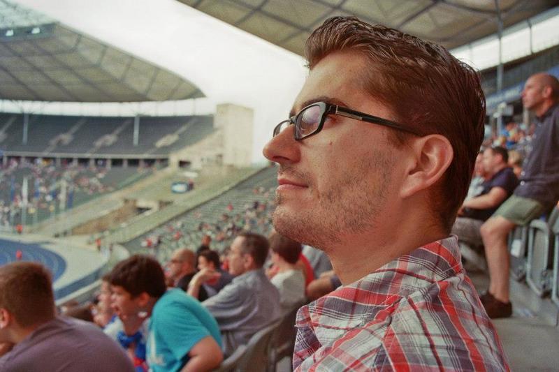 Salvatore Musina - Expat in Berlin, Germany