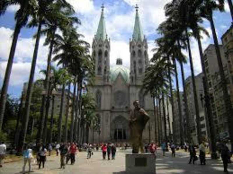 Etienne Beauregard - Expat in Sao Paulo, Brazil