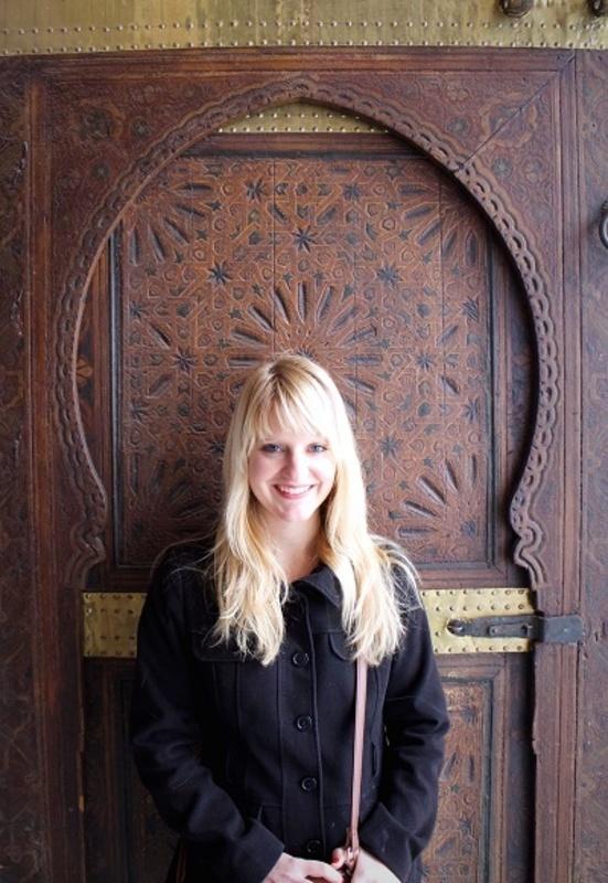 Rachel Graf - Expat in Madrid, Spain