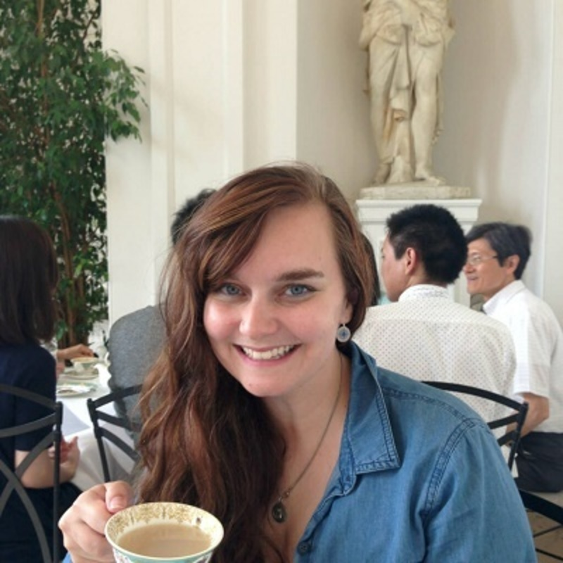 Amy - Expat in Budapest, Hungary