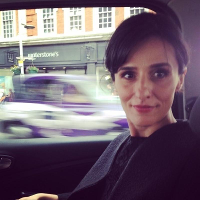 Muriel Demarcus - Expat in London, England