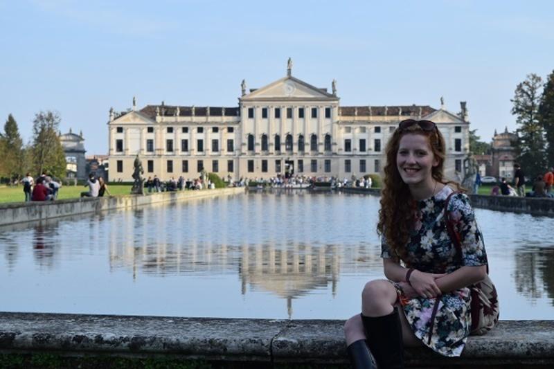 Rebecca Hughes - Expat in Italy