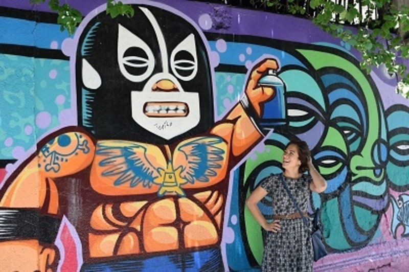 Laura Bronner - Expat in Mexico