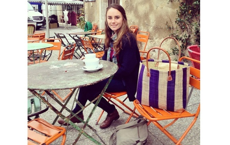 Ashley Tinker - Expat in Provence, France