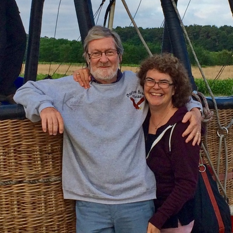 Keith Channing - Expat in France