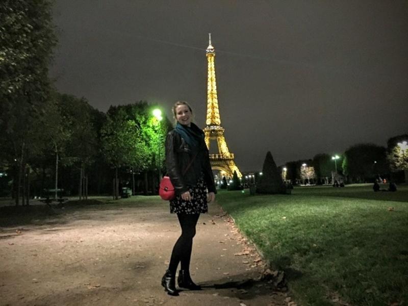 Elizabeth Vincent Roquoplo - Expat in France