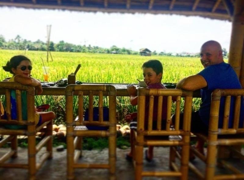 Simone Collins - Expat in Bali, Indonesia