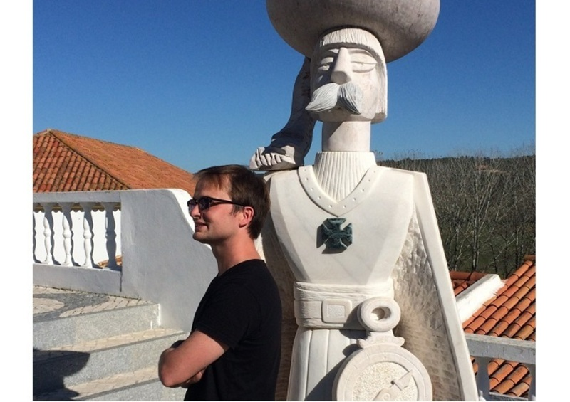 James Cave - Expat in Portugal