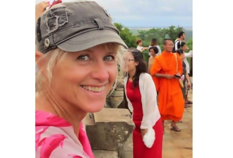 Andrea Whitaker - Expat in Taiwan