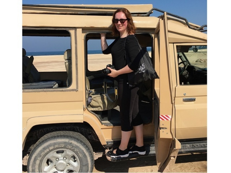 Lindsey Parry - Expat in the UAE