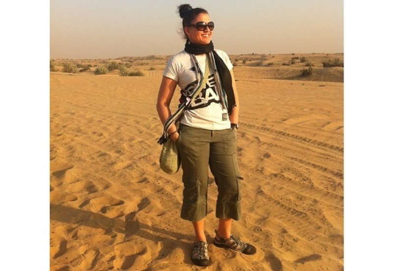 Yvette Ali - Expat in Dubai, UAE