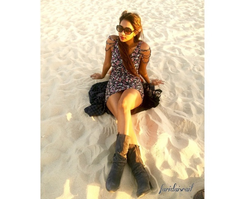 Farida Israil  - Expat in Abu Dhabi, UAE