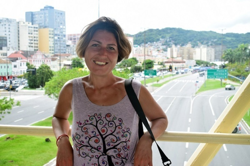 Juliette Giannesini - Expat in Ottawa, Canada
