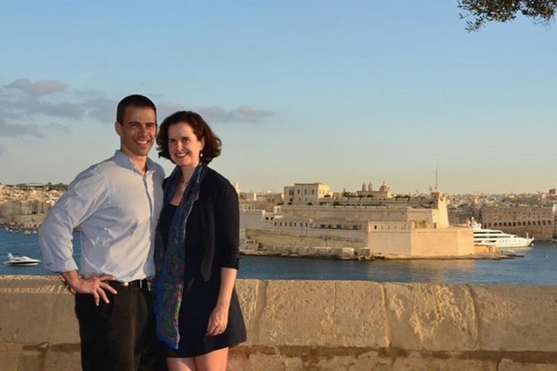 Tricia Mitchell - Expat in Malta