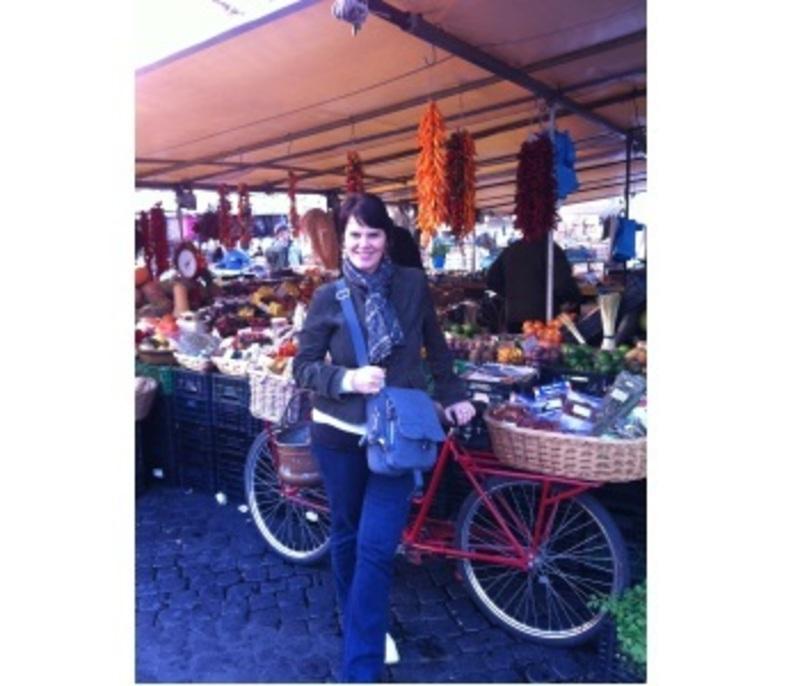 Toni DeBella - Expat in Italy