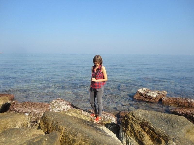 Danka Markiewicz - Expat in Italy