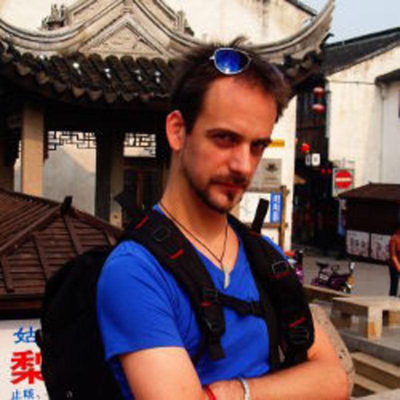 Sergi Portolés - Expat in China