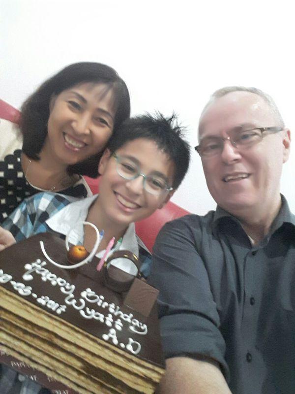 Wayne Duplessis - Expat in Indonesia