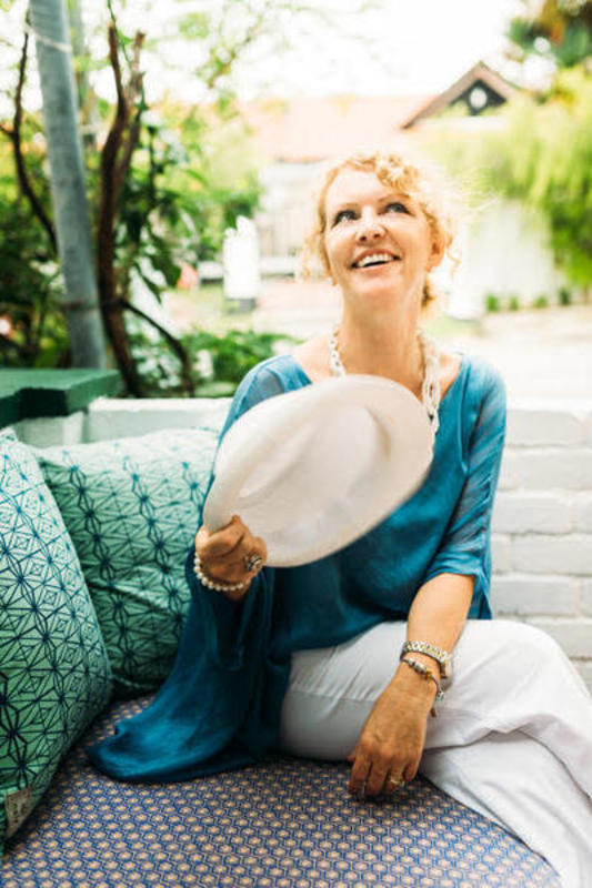 Terry Anne Wilson - Expat in India