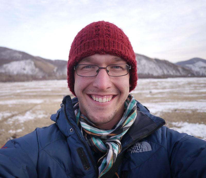 Nathan Anderson - Expat in Korea
