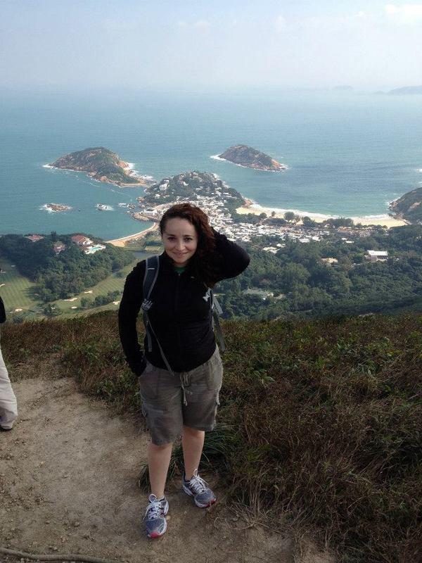 Yana J. Robbins - Expat in Hong Kong